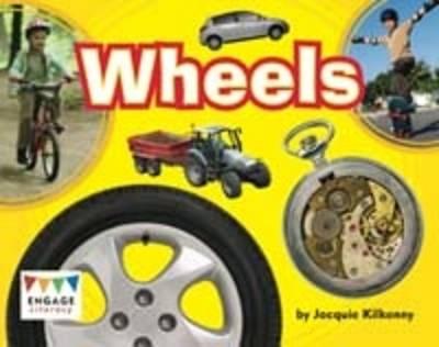 Wheels 6pk by Jacquie Kilkenny