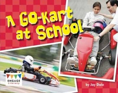 A Go-Kart at School by Jay Dale