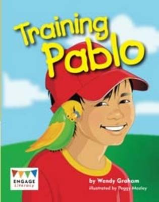 Training Pablo by Wendy Graham