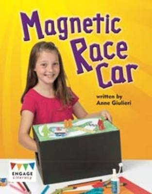 Magnetic Racing Car by Anne Giulieri
