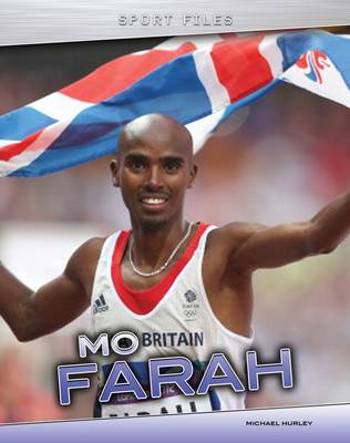 Mo Farrah by Michael Hurley
