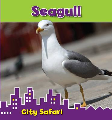 Seagull City Safari by Isabel Thomas