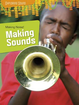 Making Noise!: Making Sounds by Louise Spilsbury, Richard Spilsbury