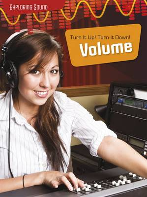 Turn it Up! Turn it Down! by Louise Spilsbury, Richard Spilsbury