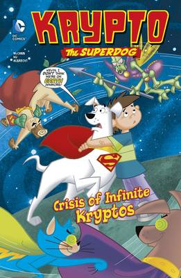 Crisis of Infinite Kryptos by Jesse Leon McCann
