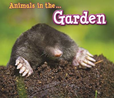 Animals in the Garden by Sian Smith