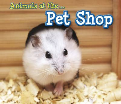 Animals at the Pet Shop by Sian Smith