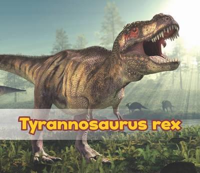 Tyrannosaurus Rex by Daniel Nunn