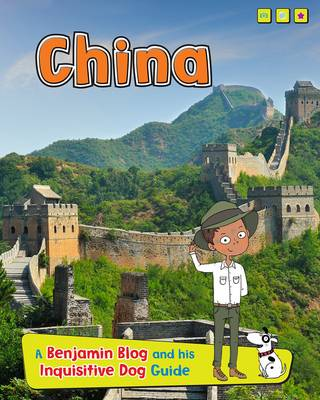 China A Benjamin Blog and His Inquisitive Dog Guide by Anita Ganeri
