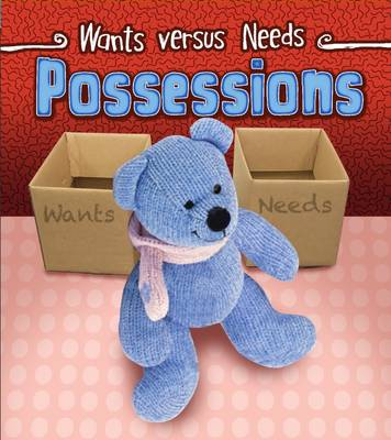 Possessions by Linda Staniford