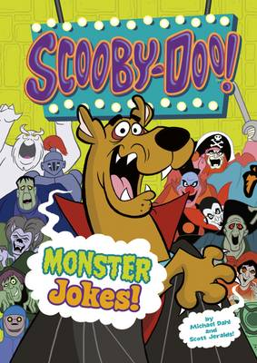 Scooby-Doo Joke Books by Michael S. Dahl