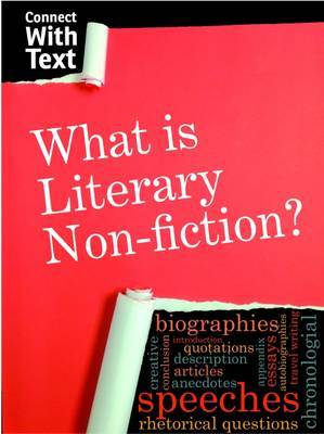 What is Literary Non-Fiction? by Charlotte Guillain