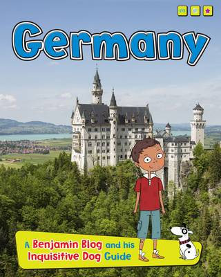 Country Guides, with Benjamin Blog and His Inquisitive Dog by Anita Ganeri