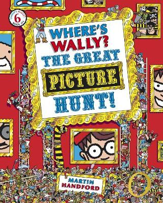 Where's Wally? The Great Picture Hunt! by Martin Handford