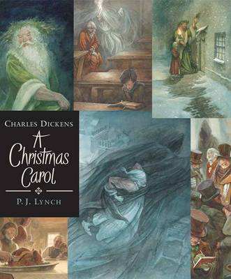 A Christmas Carol, Illustrated Edition by Charles Dickens