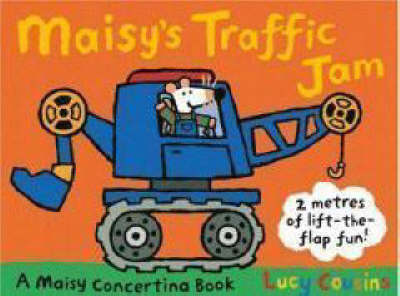 Maisy's Traffic Jam by Lucy Cousins