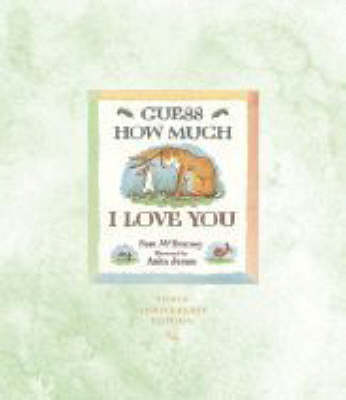 Guess How Much I Love You A Baby's First Year Calendar by Sam McBratney