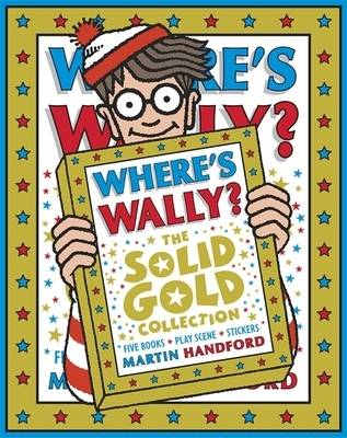 Where's Wally? The Solid Gold Collection by Martin Handford