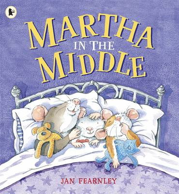 Martha In The Middle by Jan Fearnley