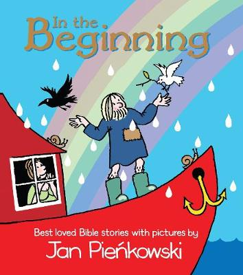 In the Beginning by David Walser, Jan Pienkowski