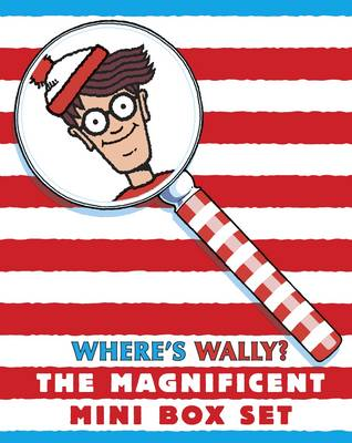 Where's Wally? The Magnificent Mini Box Set by Martin Handford
