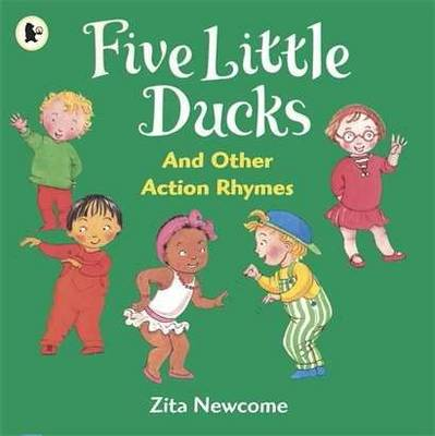 Five Little Ducks by Z. Newcome
