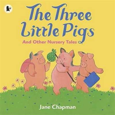Three Little Pigs by J. Chapman