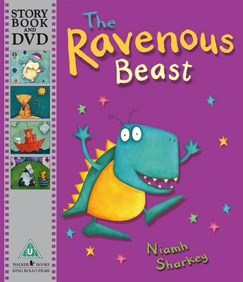 The Ravenous Beast by Niamh Sharkey