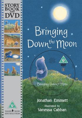 Bringing Down the Moon by Jonathan Emmett