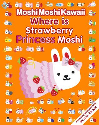 Moshi Moshi Kawaii Where's Princess Moshi? by