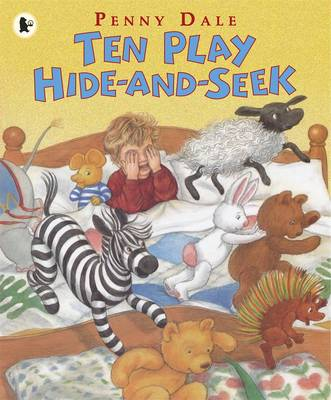Ten Play Hide and Seek by Penny Dale