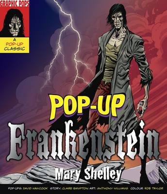 Frankenstein by Mary Wollstonecraft Shelley, Claire Bampton, David Hawcock