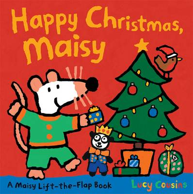 Happy Christmas, Maisy by Lucy Cousins