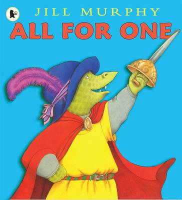 All for One by Jill Murphy