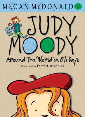 Judy Moody Around the World in 8 1/2 Days Around the World in 8 1/2 Days by Megan McDonald
