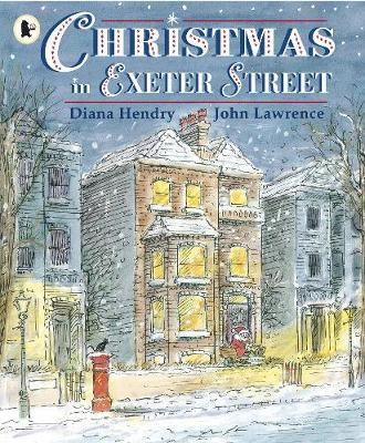 Christmas in Exeter Street by Diana Hendry