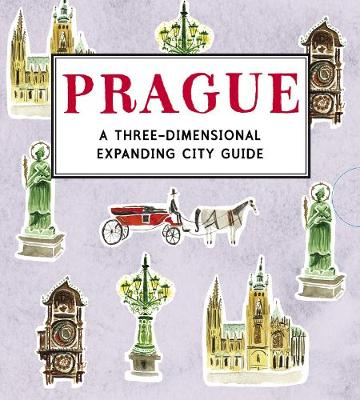 Prague: A Three-dimensional Expanding City Guide by Nina Cosford