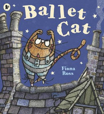 Ballet Cat by Fiona Ross