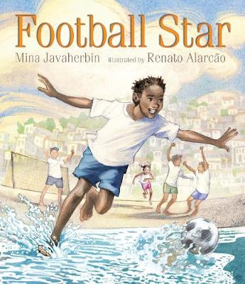 Football Star by Mina Javaherbin