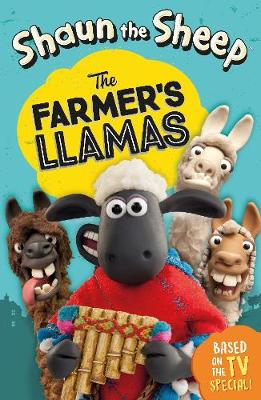 Shaun the Sheep - The Farmer's Llamas by Martin Howard, Aardman Animations Ltd