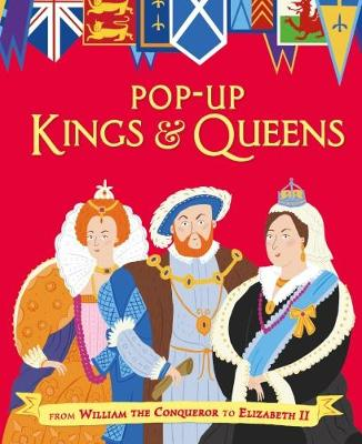 Pop-Up Kings and Queens by Rachael Saunders
