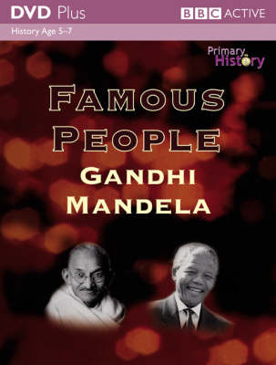 Famous People Gandhi/Mandela by