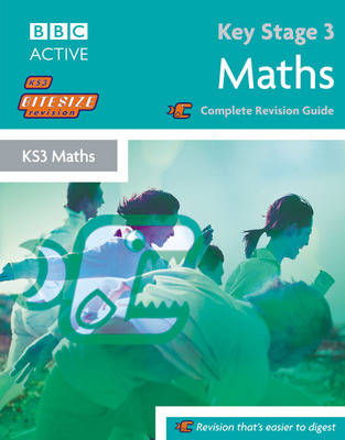 Maths Complete Revision Guide by Rob Kearsley Bullen