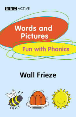 Words and Pictures Fun with Phonics Wall Frieze by