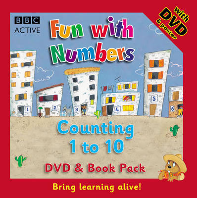 Fun with Numbers Counting 1 to 10 Pack by