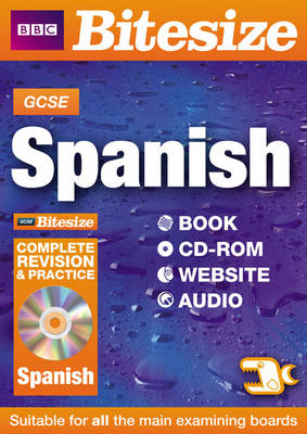 GCSE Bitesize Spanish Complete Revision and Practice by Niobe O'Connor