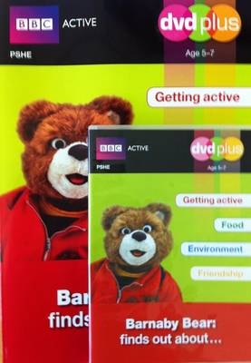 Barnaby Bear - Finds Out About... DVD Plus Pack by Sarah Smart