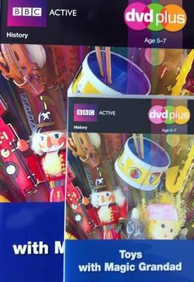 Magic Grandad Toys DVD Plus Pack by Grahame Sherfield