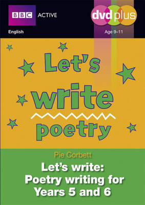 Let's Write Poetry DVD Plus Pack by Pie Corbett