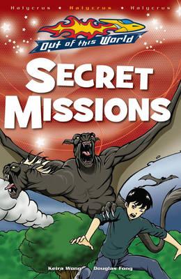 Secret Missions Halycrus Zone 4 by Kiera Wong